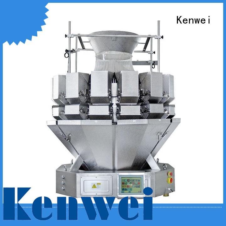 Instruments de pesage en acier à haute vitesse de comptage de particules Kenwei Marque