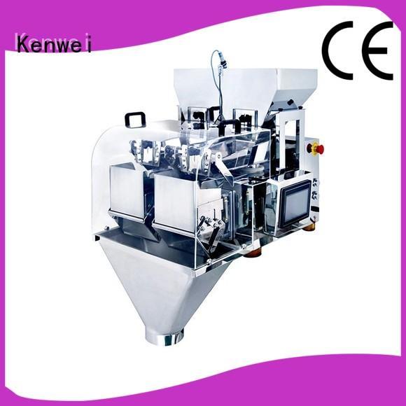 bulk weight OEM packaging machine Kenwei