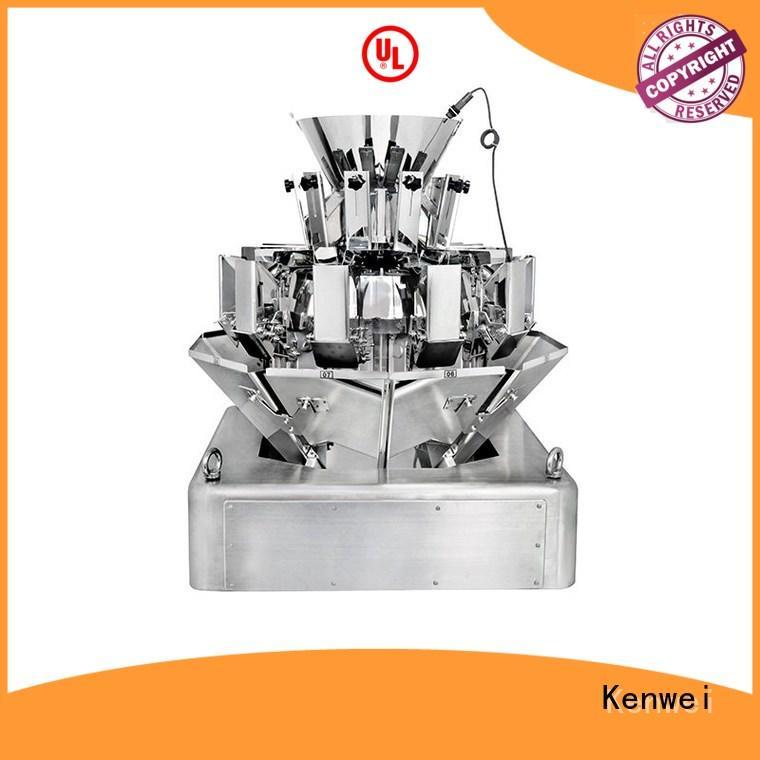 Kenwei haute emballage standard machine en gros