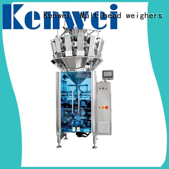 paper packaging energy-saving weighing and packaging machine machine automatic Kenwei Brand