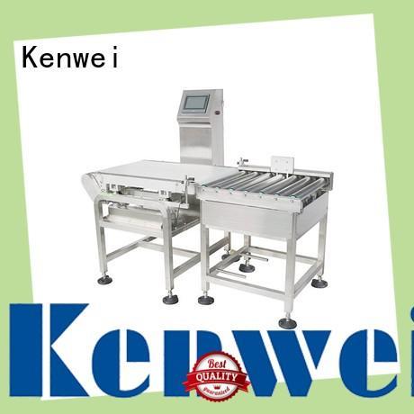 Kenwei fabricante de control de peso de envío rápido