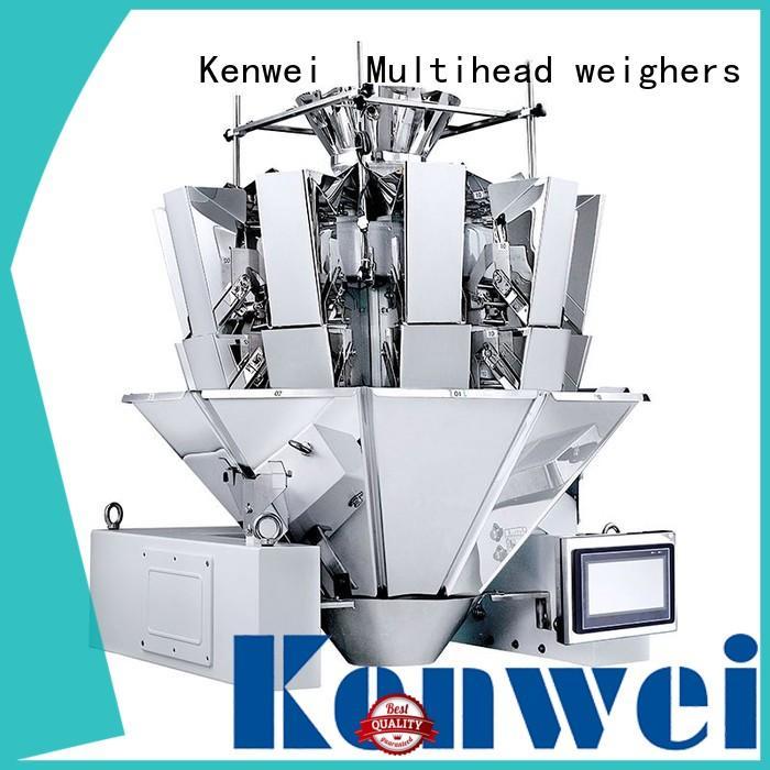 Kenwei pratique emballage machine facile à démonter pour poisson épicé
