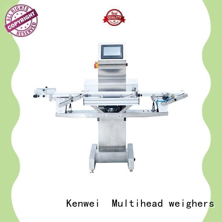 Kenwei échelle emballage machine avec de haute qualité pour les usines