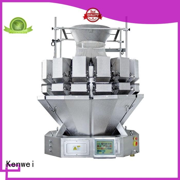 frozen automatic checkweigher with high-quality sensors for spicy fish Kenwei