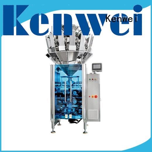 Kenwei Brand high-tech mini pouch packing machine manufacturer