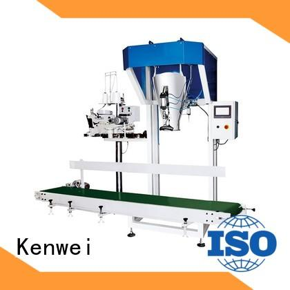 Máquina de embalaje de la marca Kenwei de sellado en miniatura a granel de combinación