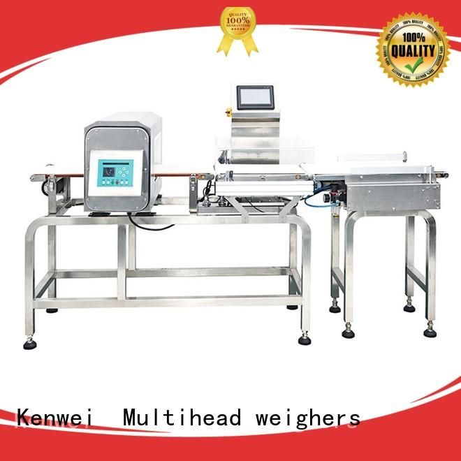 Kenwei weigher checkweigher with high quality for medicine