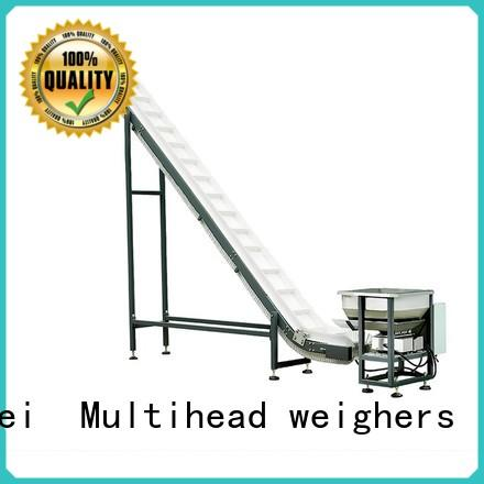 inclined table OEM conveyor system Kenwei