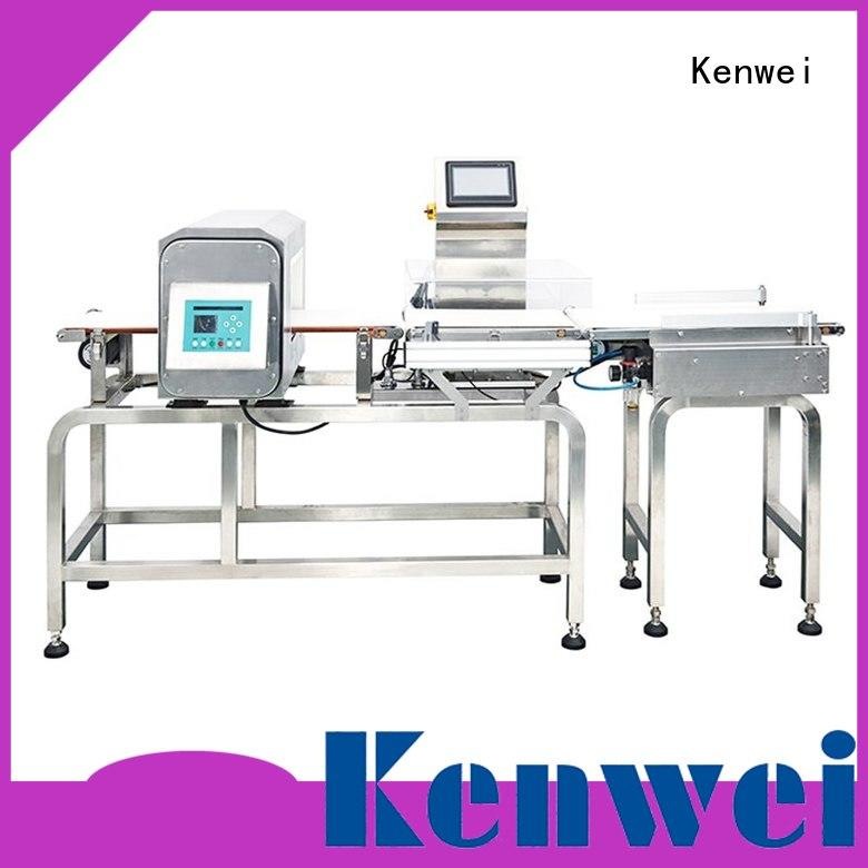 Wholesale many colors checkweigher and metal detector weigher Kenwei Brand