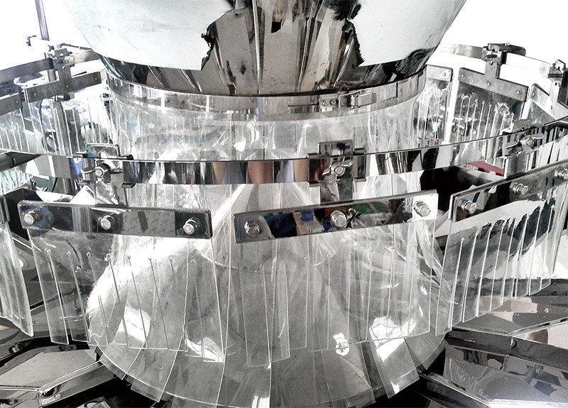 Máquina de llenado de botellas Kenwei con sensores de alta calidad para peces picantes-3