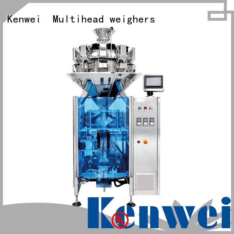 Kenwei machine d'emballage sachet machine facile à démonter pour la nourriture soufflé