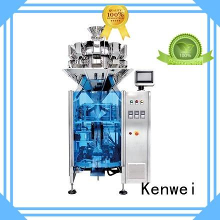 automatic weighing and filling machine combined outdoor Kenwei