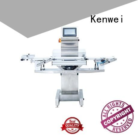 Kenwei durable weight check machine easy operation