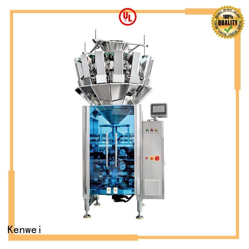 Máquina de llenado automático estándar con alta calidad para aperitivos
