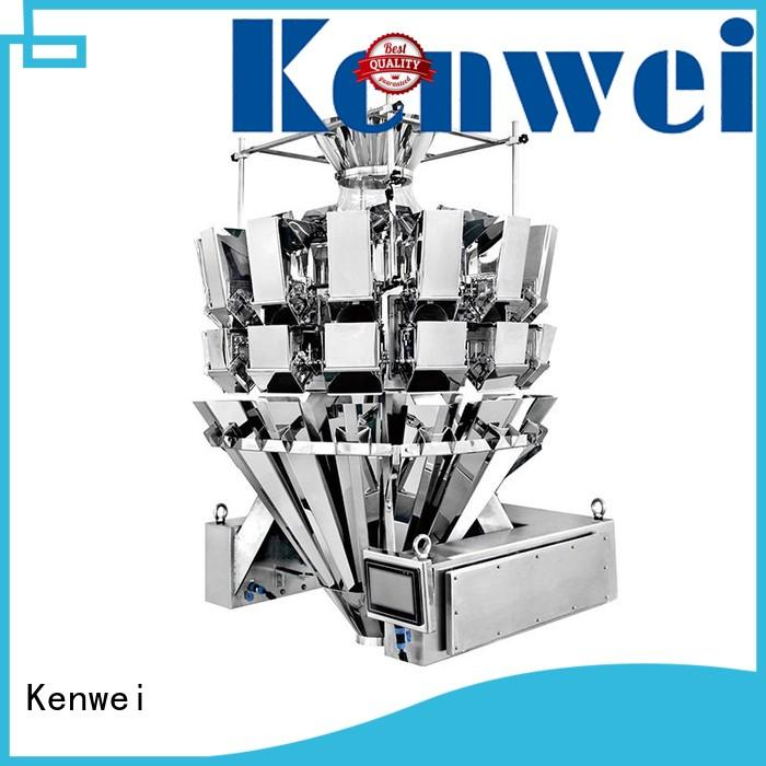 Kenwei convenient wrapping machine with high quality for materials with oil