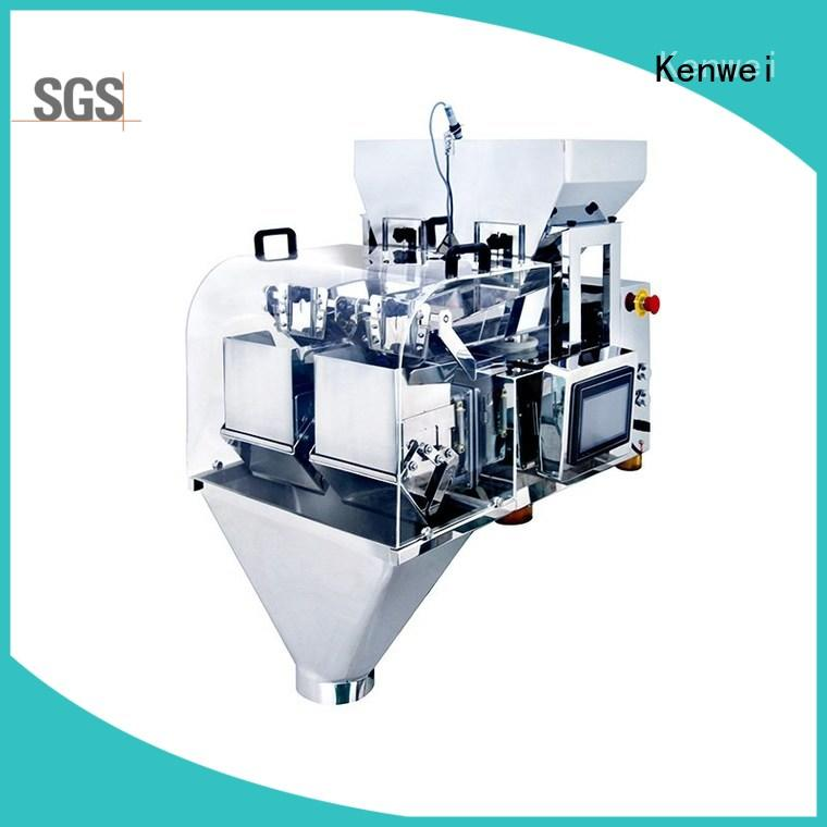 Kenwei Brand miniature packaging machine modular factory