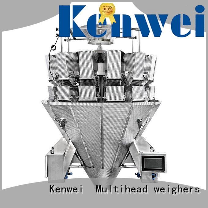 Máquina embotelladora de alimentación Kenwei fácil de desmontar para peces picantes