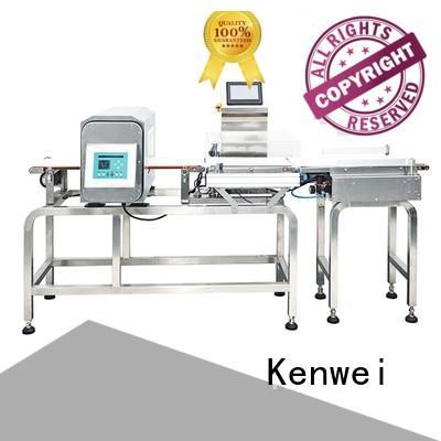 Kenwei metaldetector avec haute qualité pour la nourriture