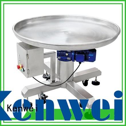converyor table Kenwei Brand packaging conveyor factory