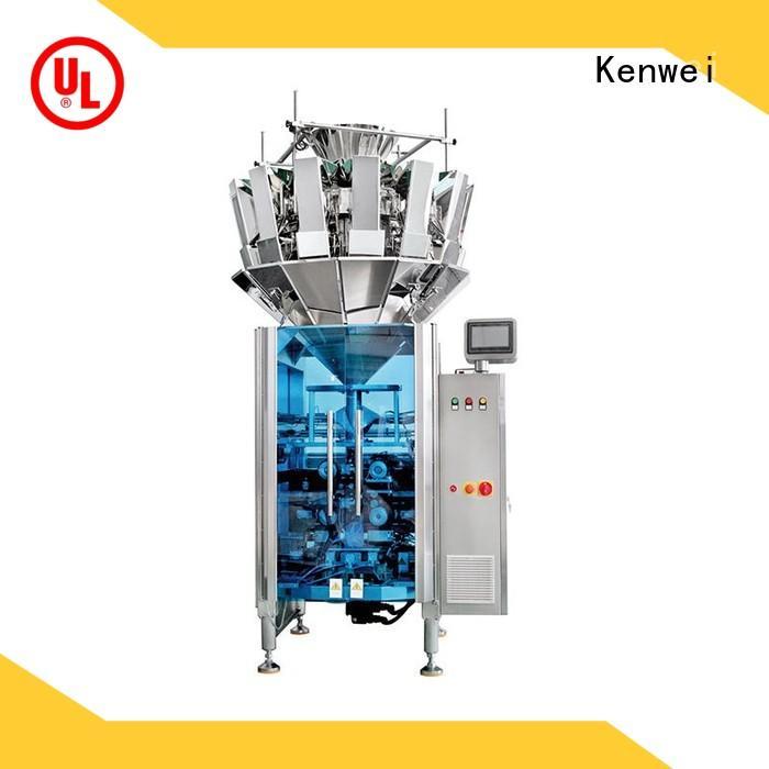 Kenwei Marque mini machine de pesage et package standard automatique pour produits chimiques