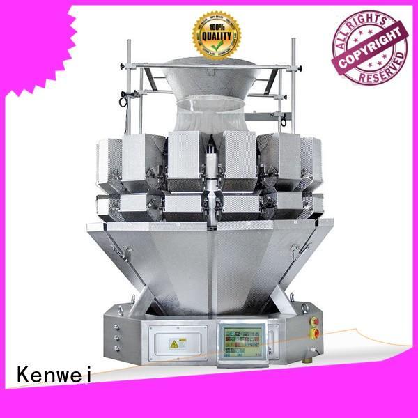 Kenwei d'alimentation tête poids avec capteurs de haute-qualité pour les matériaux avec de l'huile