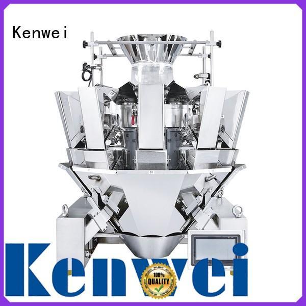 Pesaje estándar de alimentación Kenwei para peces picantes