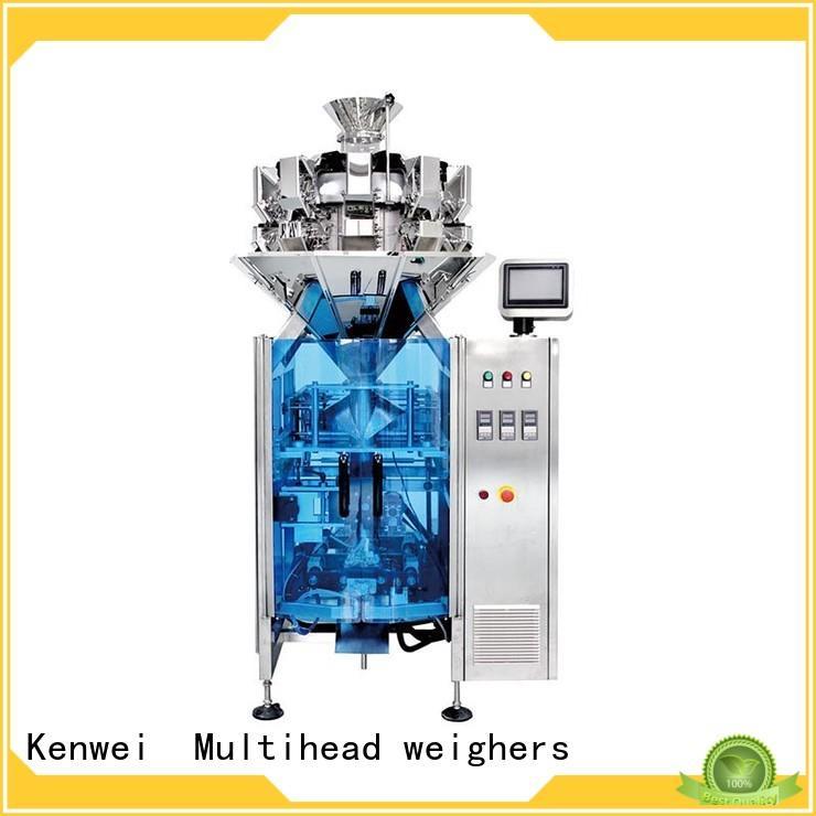 Custom energy-saving high-tech pouch packing machine Kenwei machine