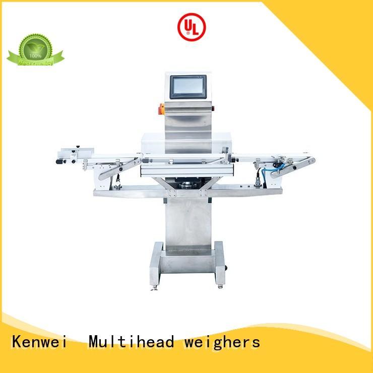 Verificador de peso de precisión Kenwei fácil de desmontar para las industrias
