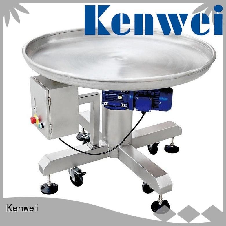 working Custom converyor conveyor system inclined Kenwei