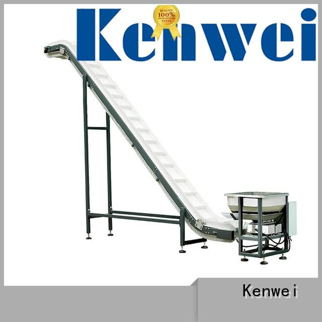 Kenwei accurate conveyor manufacturers conveyer for chemicals