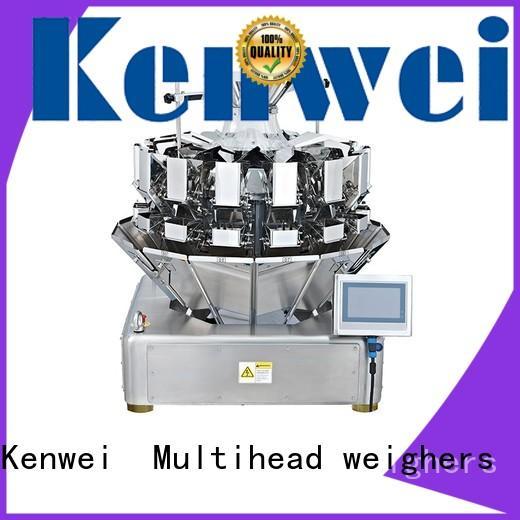 Kenwei stabilité emballage sous vide machine facile à démonter pour sauce canard