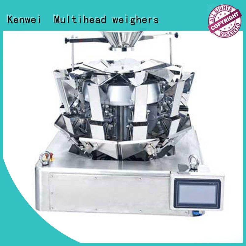 weighing instruments feeding screw salad weight checker manufacturer