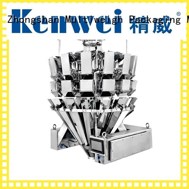 particle manual feeding weight checker Kenwei