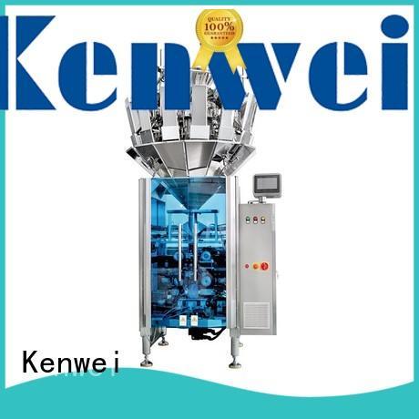 Máquina de llenado estándar Kenwei con alta calidad para tuercas