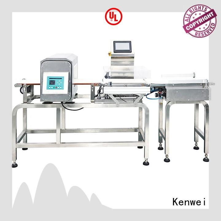 online checkweigher check easy to disassemble for textile