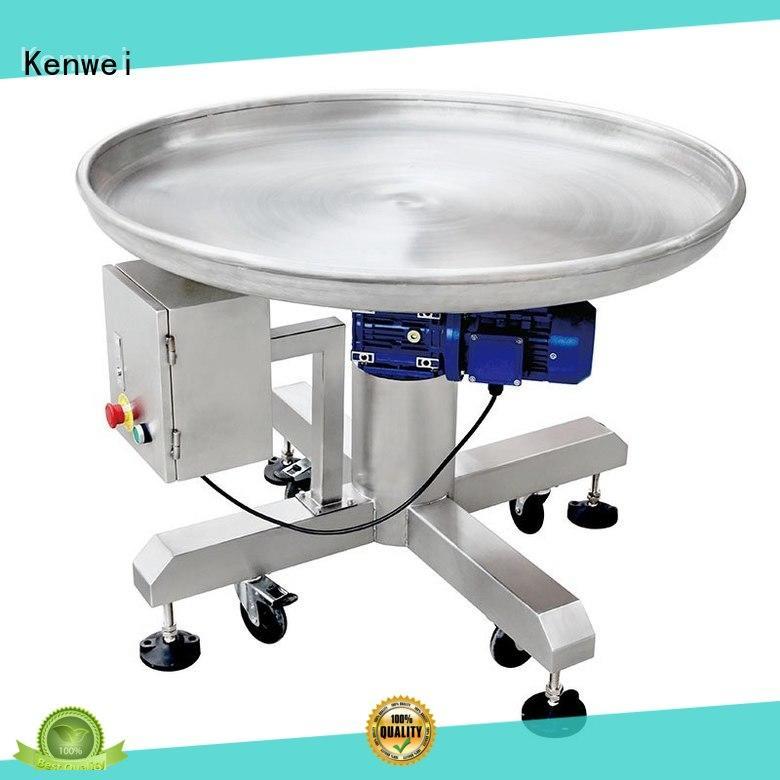 Transportador de cadena en línea Kenwei con alta calidad para maíz