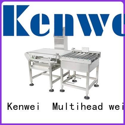 Vérifier peseuse précision de la machine durable en option couleur garantie Kenwei