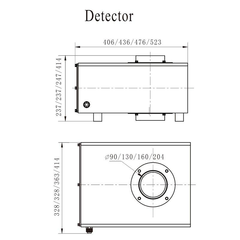Kenwei -Detection System | Dropped Metal Detector - Kenwei Multihead Weighers-1