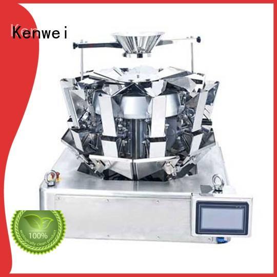 advanced Custom frozen mixing weight checker Kenwei application