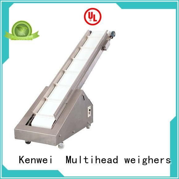 Transportador de cadena terminado Kenwei fácil de desmontar para la industria