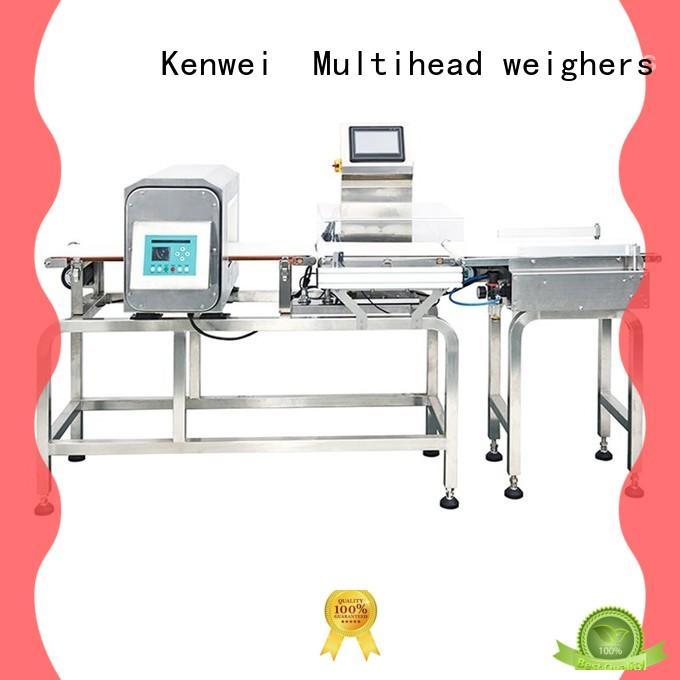 Detector de Metales Kenwei fácil de desmontar para productos químicos