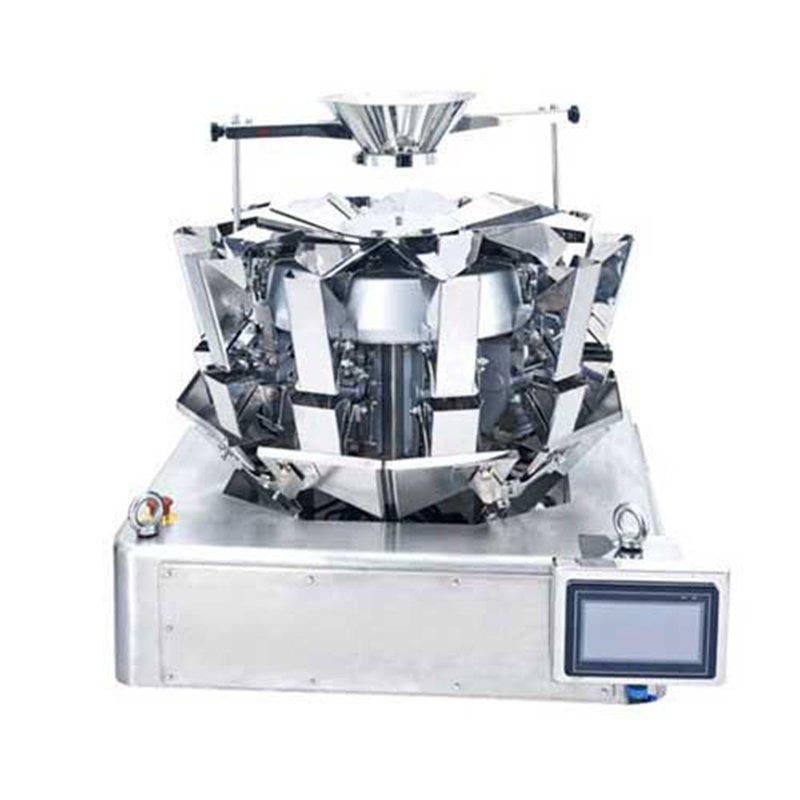Kenwei -1g 10 Heads Super Mini Weigher super High Precision 03l - Kenwei Multihead