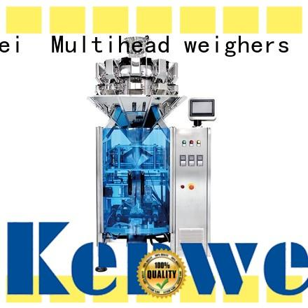 Kenwei weighing pouch packing machine with high quality for snack food