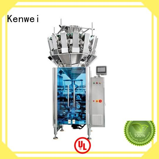 standard automatic weighing and filling machine production outdoor Kenwei