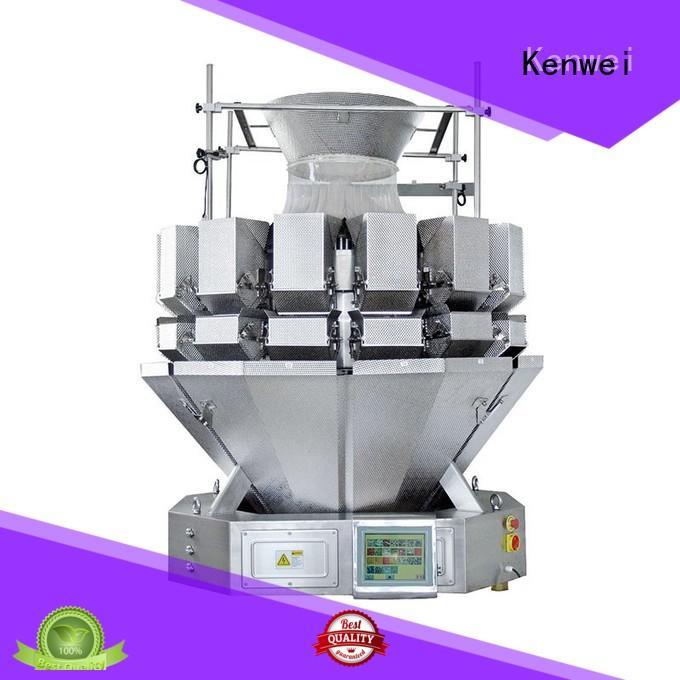 Kenwei mélange machine de remplissage avec de haute qualité pour les matériaux avec de l'huile