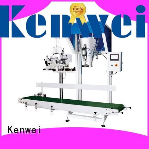 Kenwei adapté pochette machine d'emballage facile à démonter pour matériaux avec légère viscosité