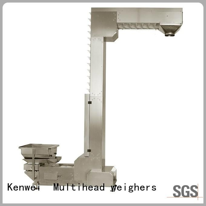 finished product conveyer conveyor system Kenwei Brand company