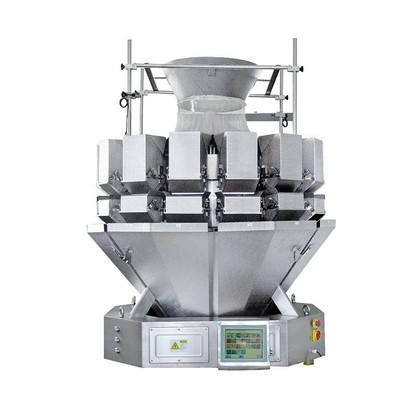 feeding weight packing machine with high-quality sensors for sauce duck Kenwei