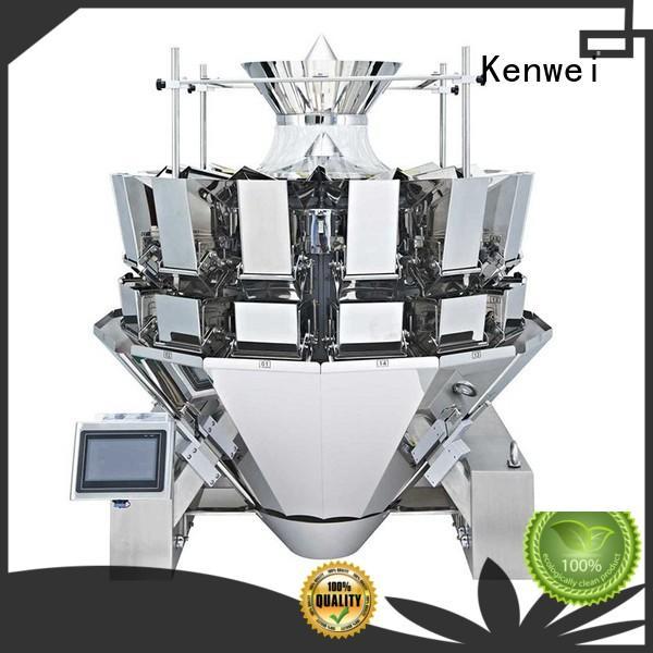 Kenwei frozen packing machine china layers indoor
