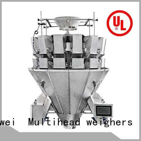 Hot steel weight checker salad feeding Kenwei Brand